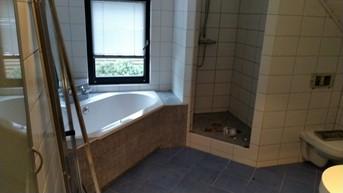 Slopen van badkamer – Laurens Badkamers